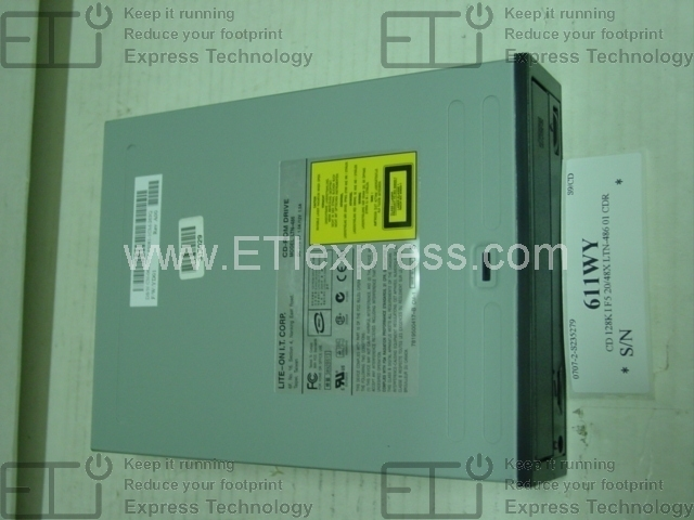 611wy Volume Large Drives, Storage & Blank Media Dell Ltn-486 Desktop Cd-rom Drive