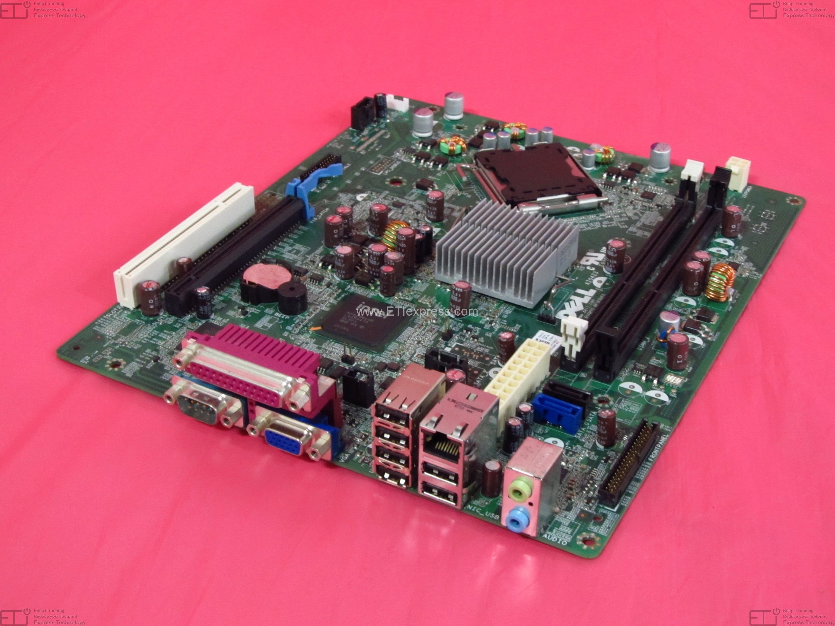 PU052-06 Dell System Board For Gx755