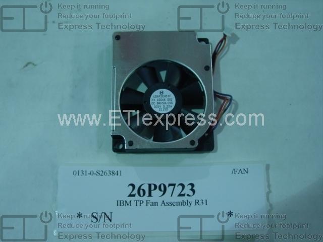 20.5GB 009 IBM 31L9056 HDD READ ERROR, P//N 31L9056