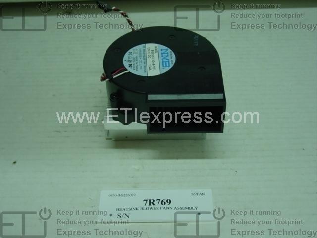 23dd7a32bce Dell WDRTF XPS 8300 Inspiron 620 CPU Heatsink    Fan 4-Pin