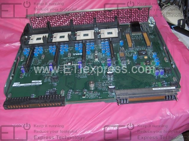 JKM5M DELL LSI SAS 2008 6GBPS MEZZANINE CONTROLLER CARD