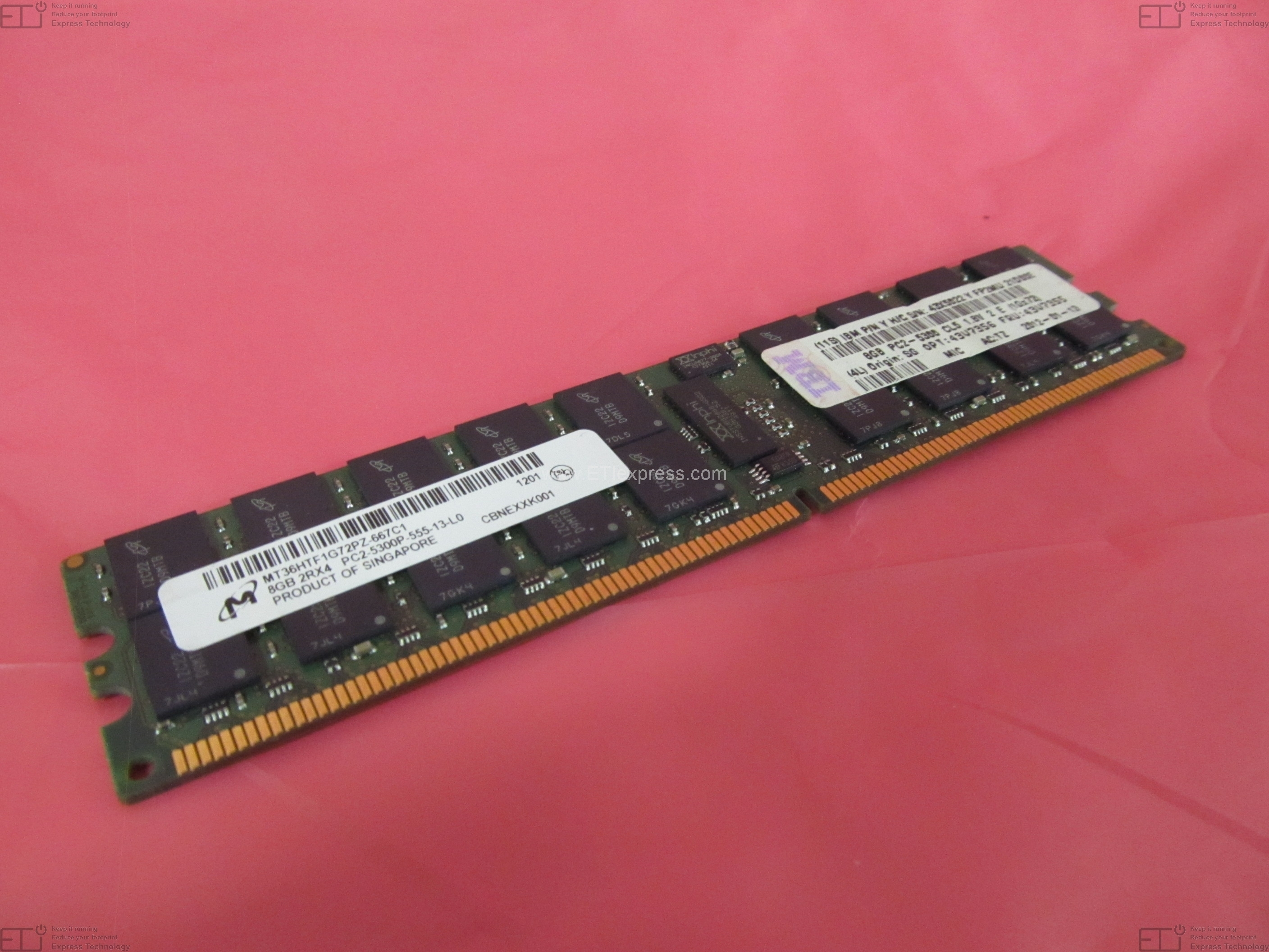 All Categories Memory 1 Gb Ddr1 Pc3200 Ready 43v7355