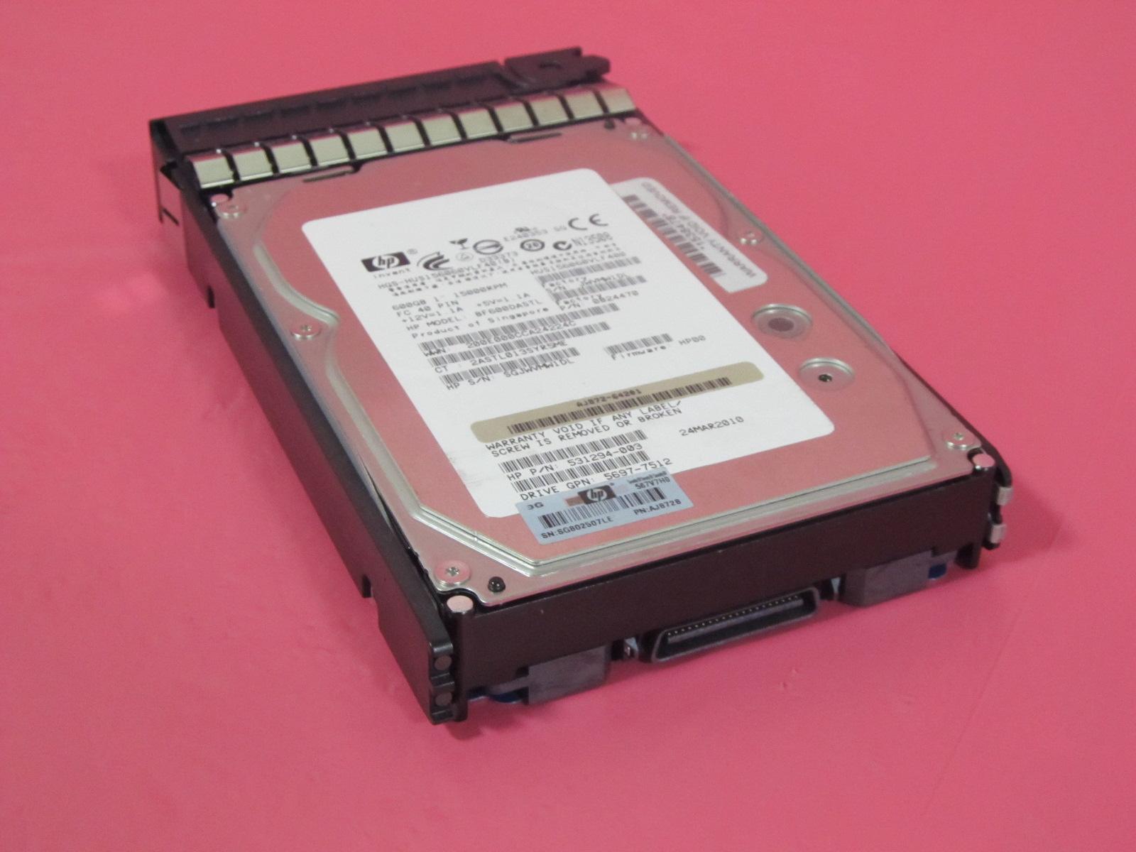 7.2K SAT3.5 3G by HP HP 459318-001 DRV HD 250G