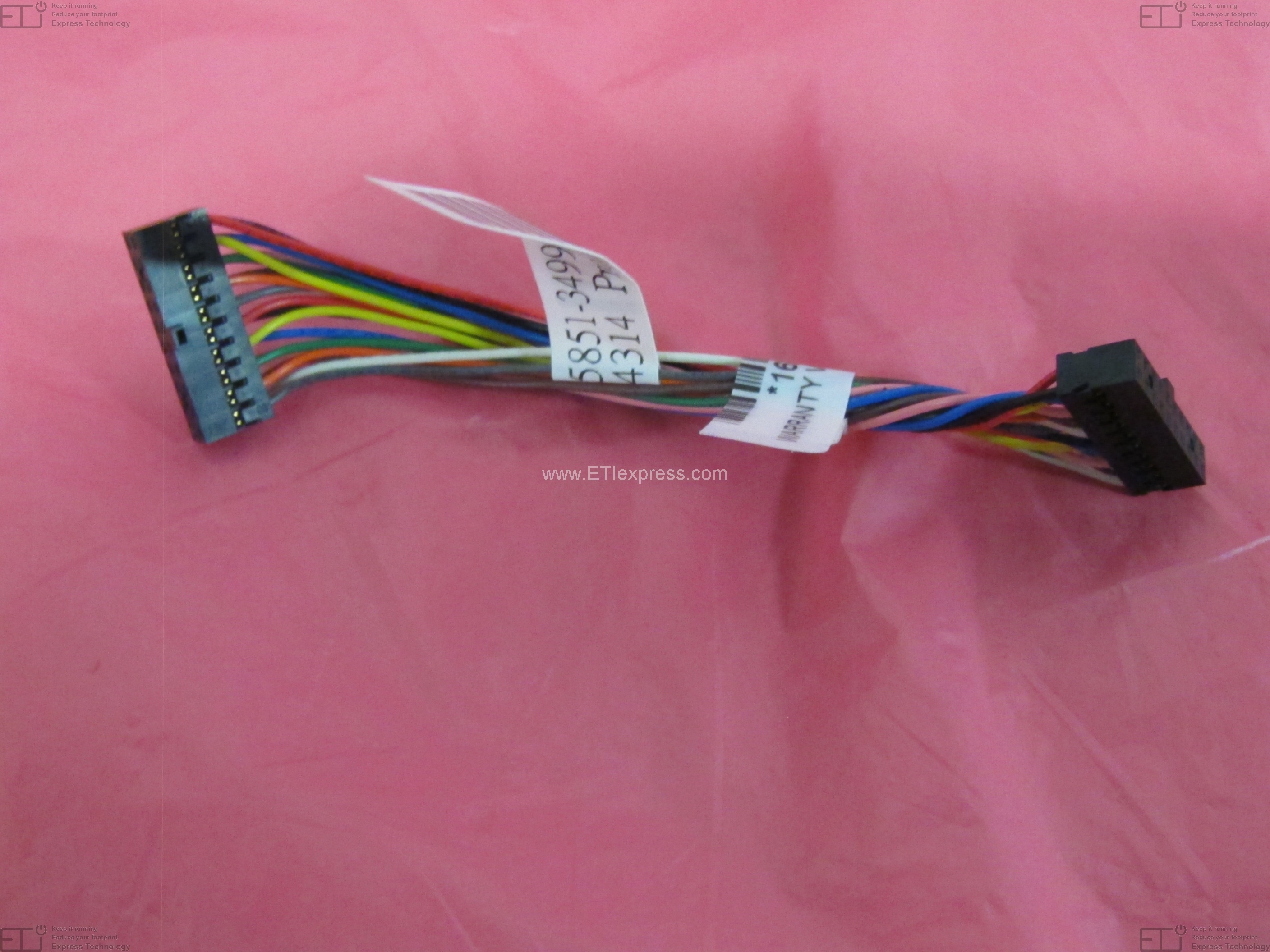 Refurbished Cables Cable Kits Kabel Touchpad 8pin 05 20cm 5851 3499