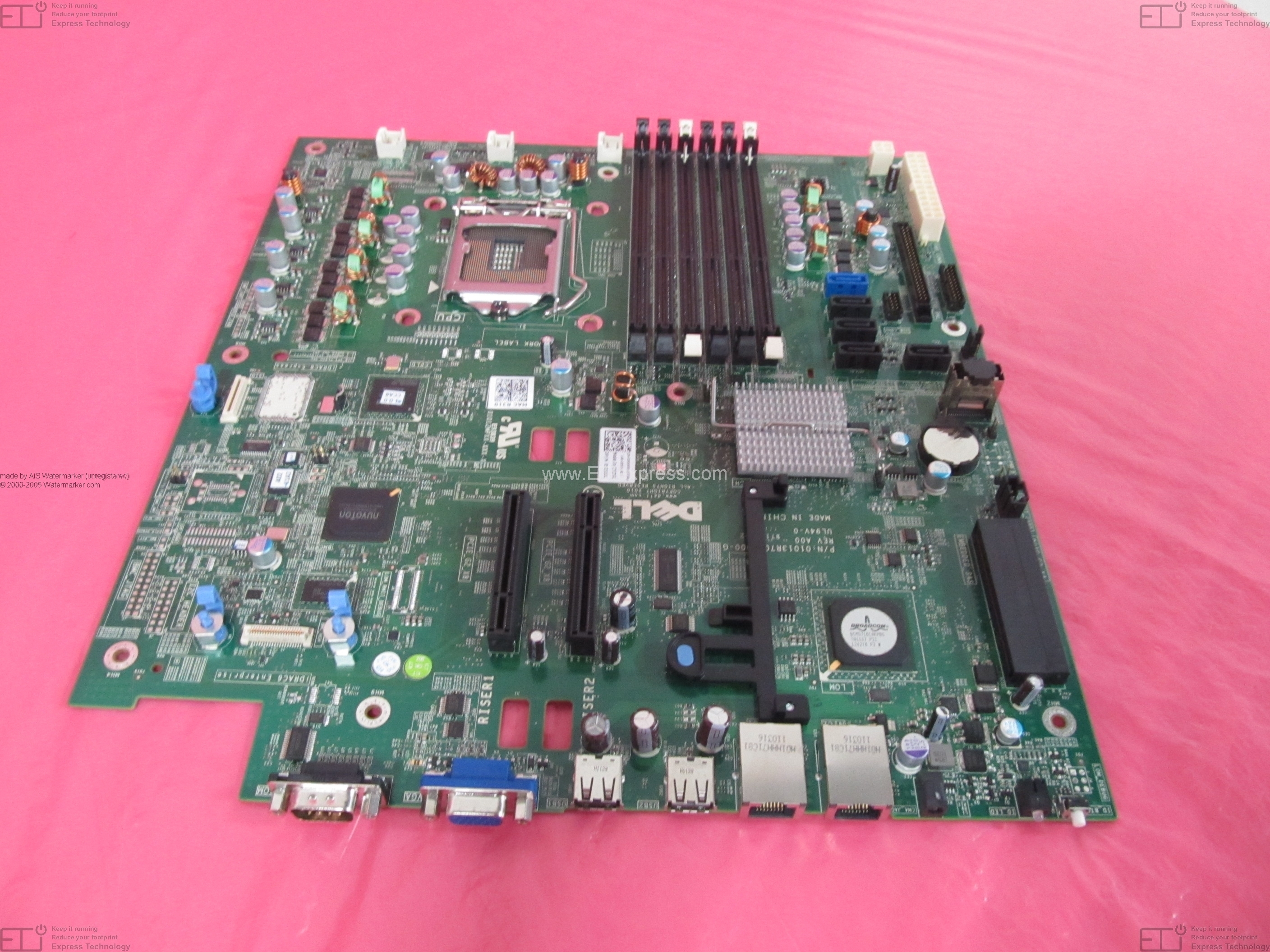 Refurbished Motherboards Dell, Inc ®