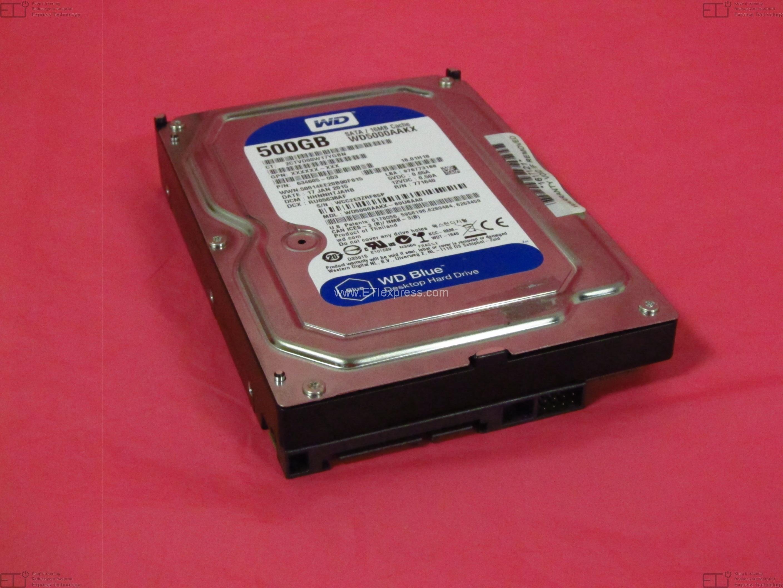 637327-001 HP 500GB SATA Hard Drive 7200rpm Renewed