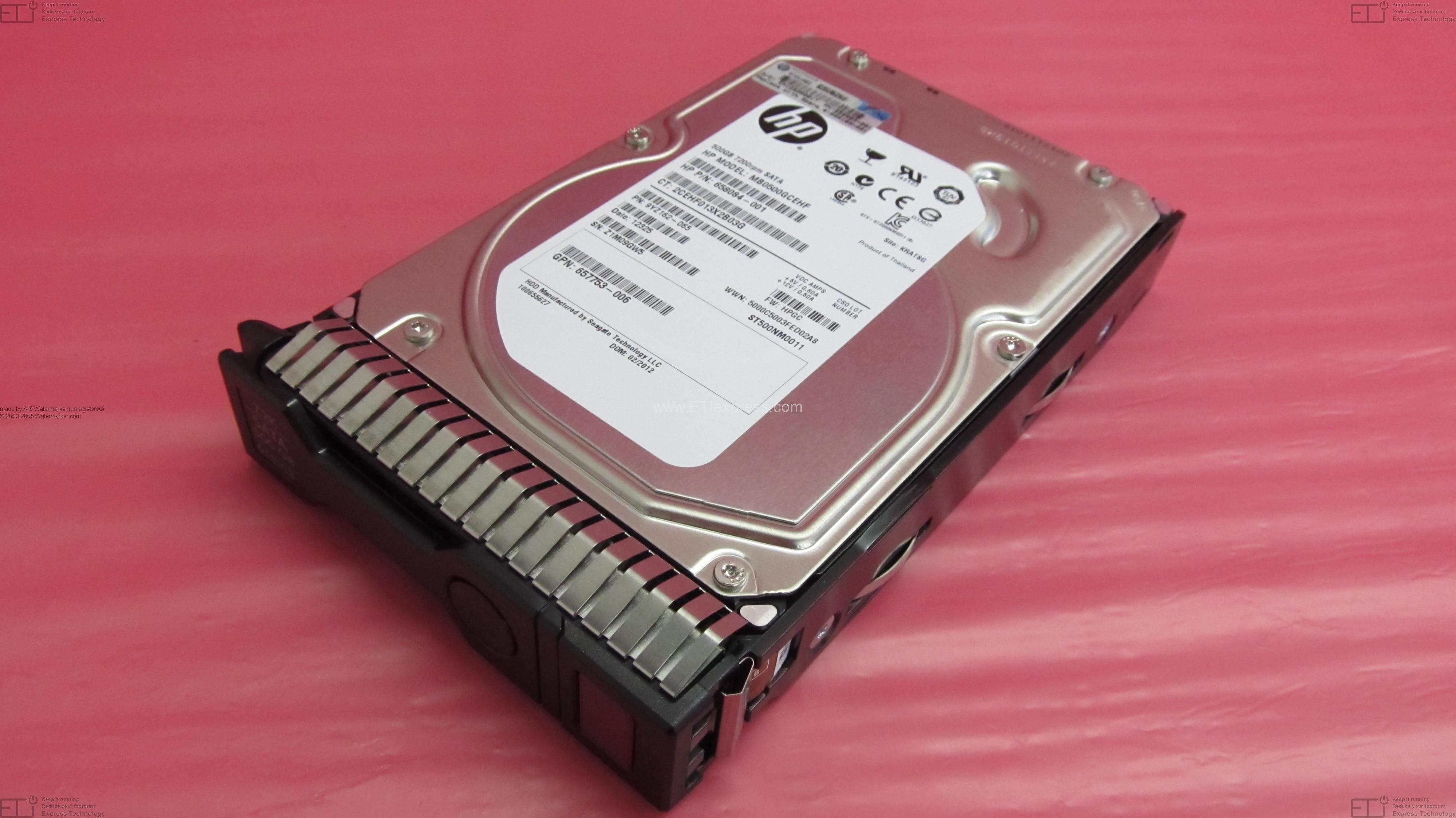 HP 391334-004 160GB Renewed SATA Internal Hard Drive 7200RPM