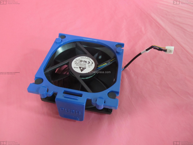 REAR FAN JAL 349573-001 Hewlett-Packard HOLDER bracket only
