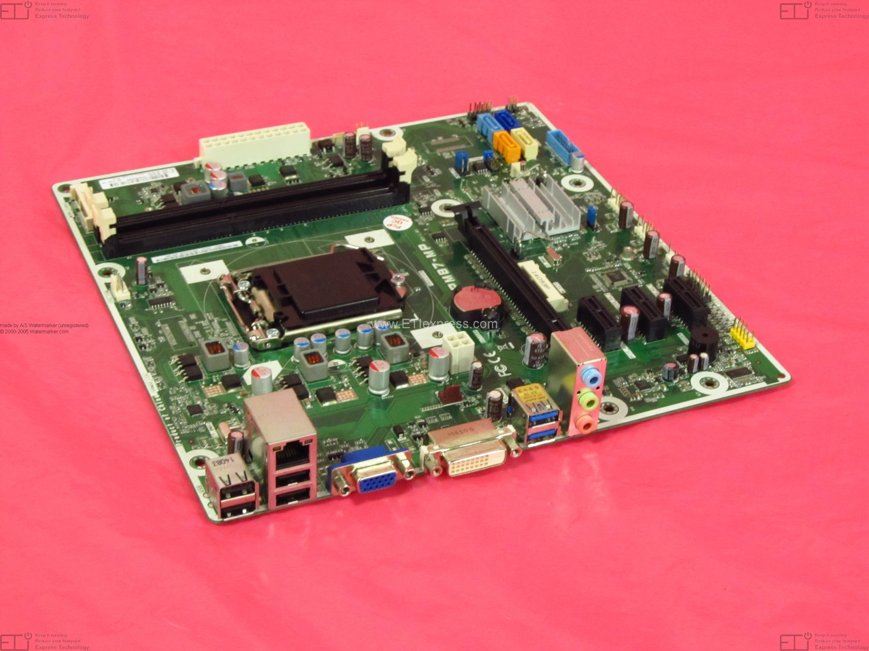 Refurbished Motherboards Hewlett-Packard ®
