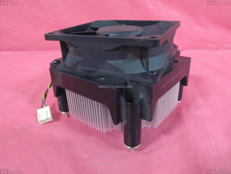 New OEM Dell Dimension C521 9100 9200 Mini-Tower Heatsink w//Shroud W5685 JT147
