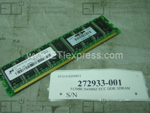 386978-001 Hewlett Packard Enterprise Memory Module,32MB ECC EDO