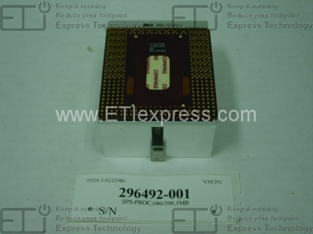 HP 359650-001 Printer Processors and Circuit Boards Hewlett Packard